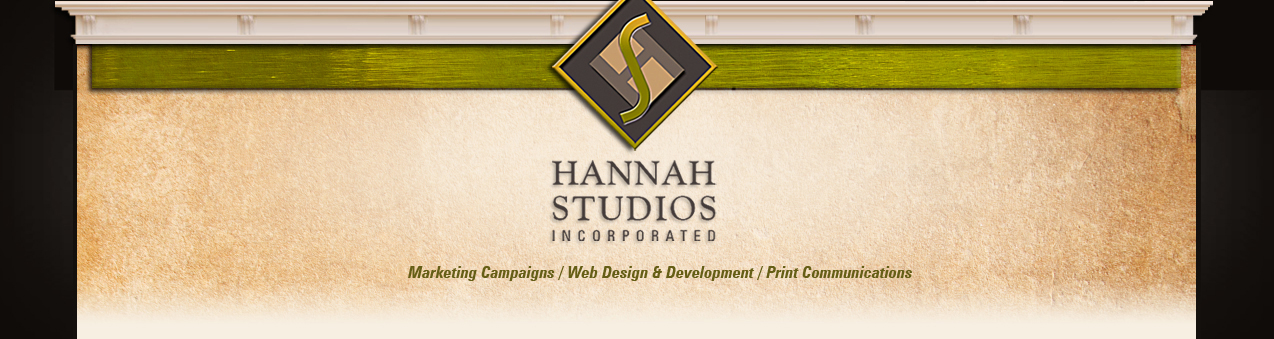 Web Design & Development-Marketing Campaigns-eLearning Course Design-Print Communications by Hannah Studios, Inc.